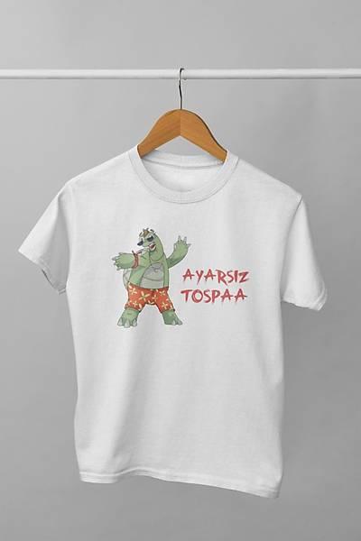 Ayarsýz Tospaa (Üniseks  Çocuk Tiþört)