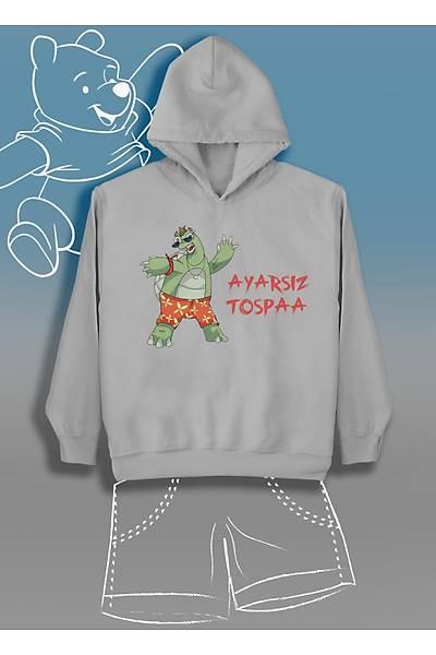 Ayarsýz Tospaa (Üniseks Kapüþonlu)