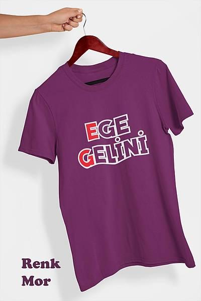 Ege Gelini(Üniseks Tiþört)