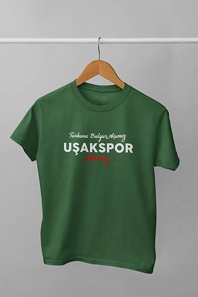 Tarhan Bulgur Aþýmýz Uþakspor Aþkýmýz (Üniseks  Çocuk Tiþört)