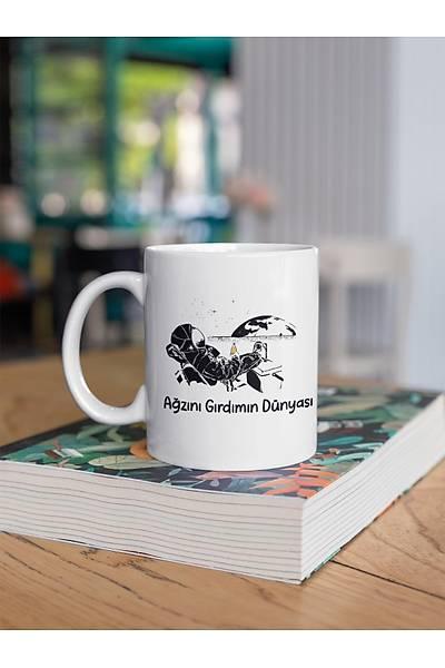 aaa6 Aðzýný Gýrdýmýn Dünyasý kisagd  (porselen Kupa)
