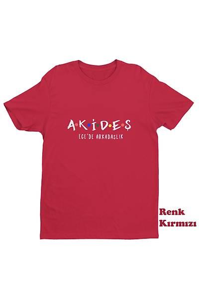 Akideþ Egede Arkadaþlýk(Üniseks Tiþört)