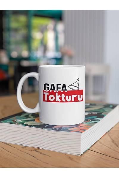 Gafa Tokturu  (Porselen Kupa)
