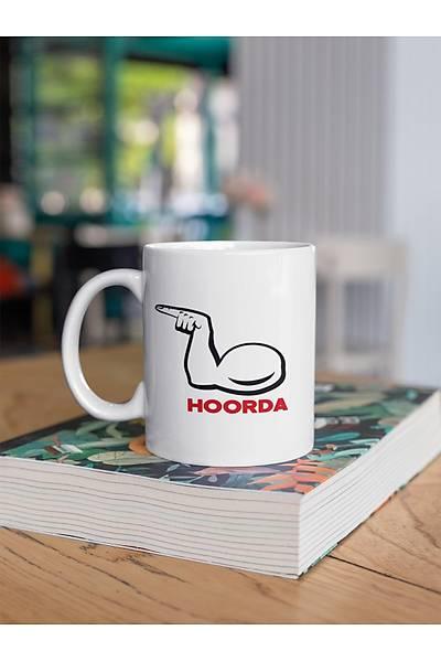 Hoorda(Porselen Kupa)