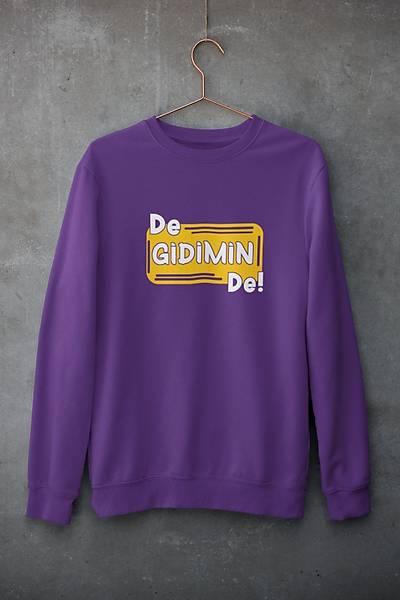 De Gidimin De (Kapüþonsuz)