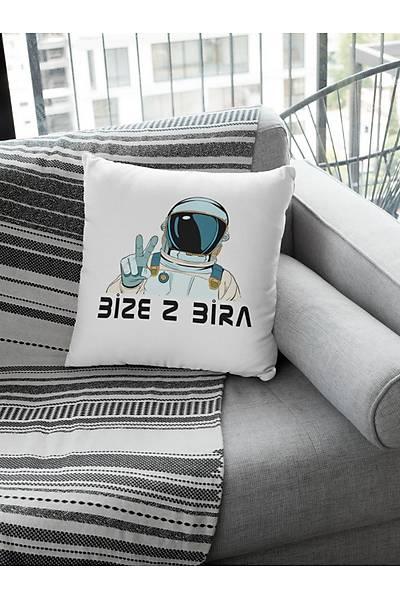 Bize 2 Bira (Kare Yastýk)