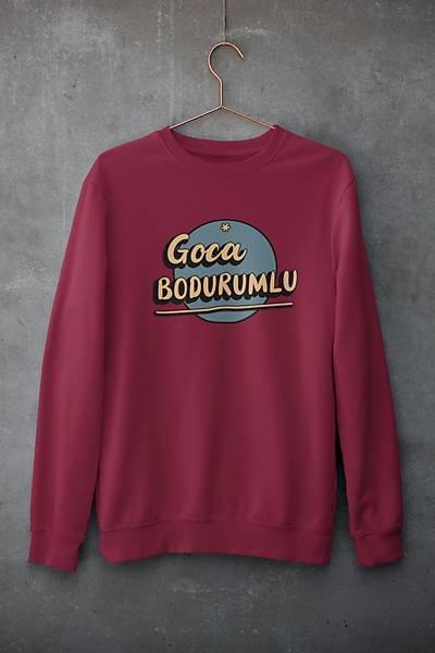 Goca Bodurum (Üniseks Kapüþonsuz)