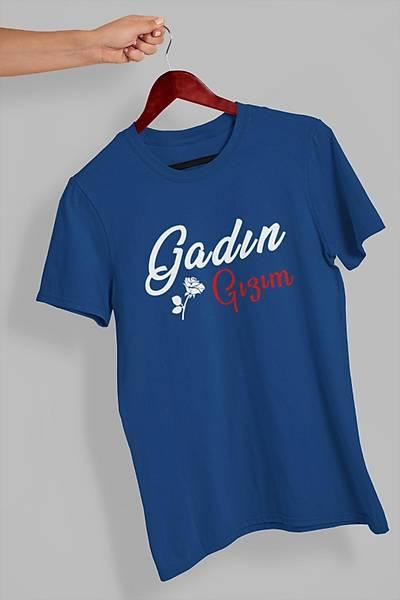Gadýn Gýzým (Üniseks Tiþört)