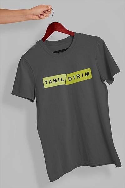 Yamýldýrým(Üniseks Tiþört)
