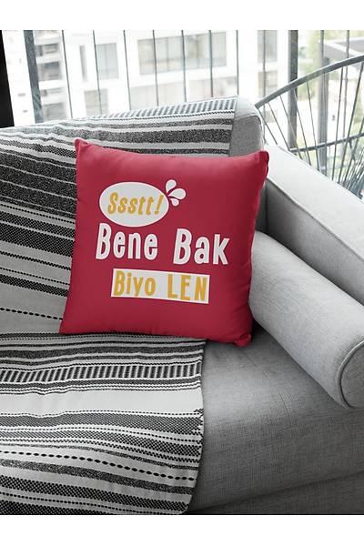 Ssst Bene Bak Biyo Len(Kare Yastýk)