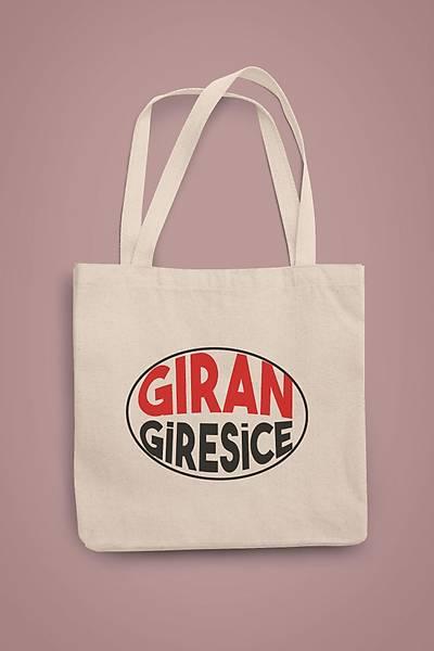 Gýran Giresice (Gabardin Bez Çanta)