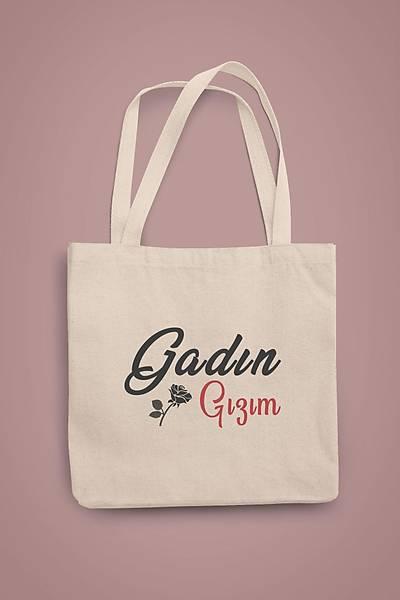 Gadýn Gýzým (Gabardin Bez Çanta)