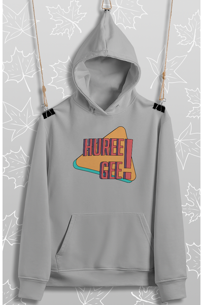 Huree Gee (Üniseks Kapüþonlu)