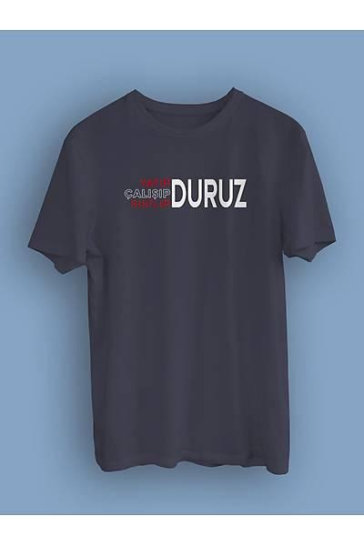 Yatýp Çalýþýp Sýkýlýp Duruz(Üniseks Tiþört)
