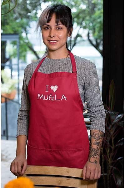 I Love Muðla (Önlük)
