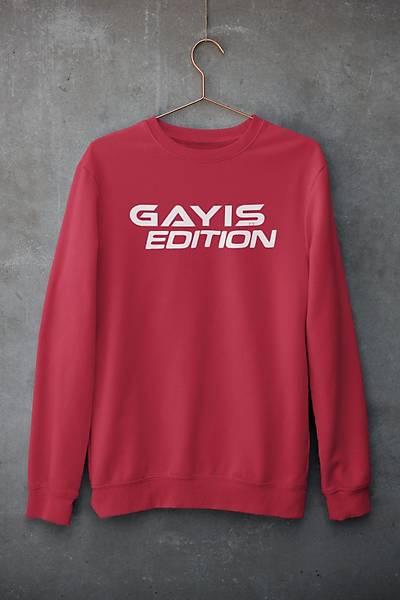 Gayýþ Edition (Üniseks Kapüþonsuz)