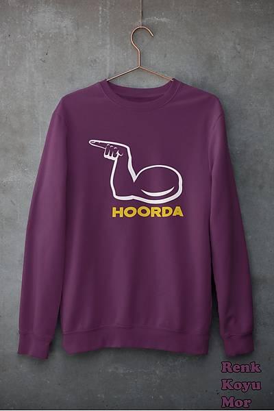 Hoorda (Üniseks Kapüþonsuz)