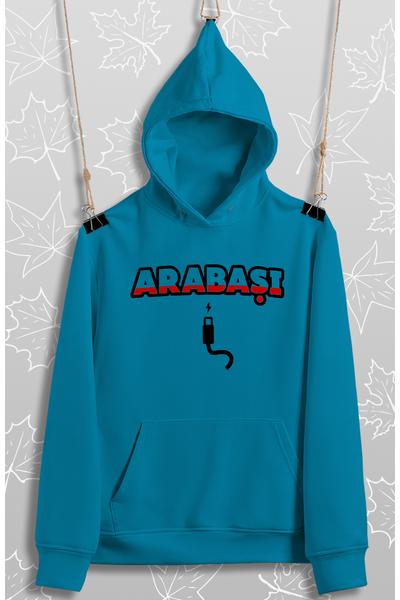 Arabaþý Þarj(Üniseks Kapüþonlu)