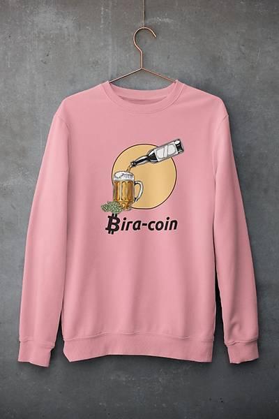 Bira Coin 2  (Üniseks Kapüþonsuz)