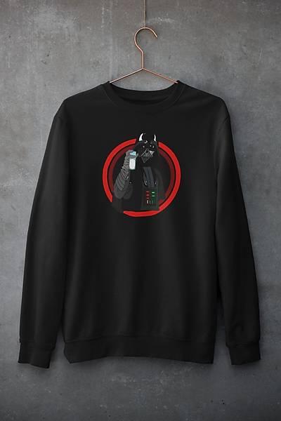 Darth Vader  (Üniseks Kapüþonsuz)