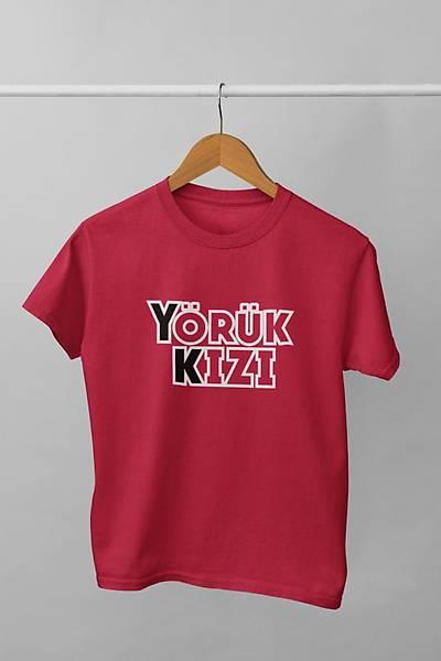 Yörük Gýzý (Üniseks Çocuk Tiþörtü)