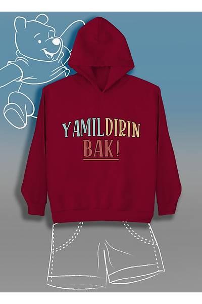 Yamýldýrým Bak (Üniseks Çocuk Kapüþonlu)