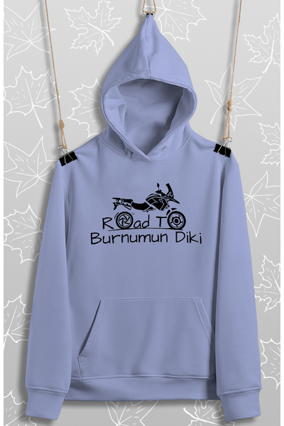 Road To Burnumun Diki 2  (Üniseks Kapüþonlu)