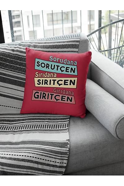 Sorudana Sorutçen Sýrýdana Sýrýtçen Gýrýdana Gýrýtççen  (Kare Yastýk)