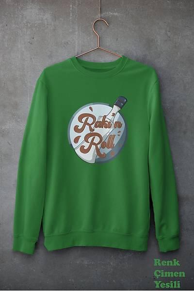 Rakýn Roll(Üniseks Kapüþonsuz)