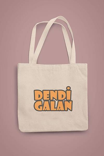 Dendi Galan(Gabardin Bez Çanta)