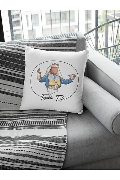 Topuklu Efe   (Kare Yastýk)