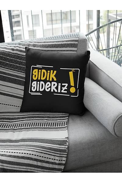 Gidik Gideriz(Kare Yastýk)