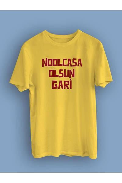 Noolcasa Olsun Gari(Üniseks Tiþört)