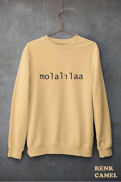 Molalý (Üniseks Kapüþonsuz)