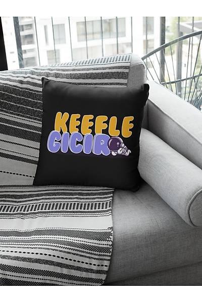 Keefle Gýcýr (Kare Yastýk)