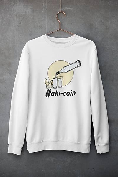 Raký Coin (Üniseks Kapüþonsuz)