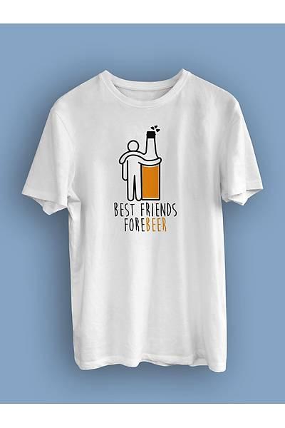 Forebeer (Üniseks Tiþört) alkol