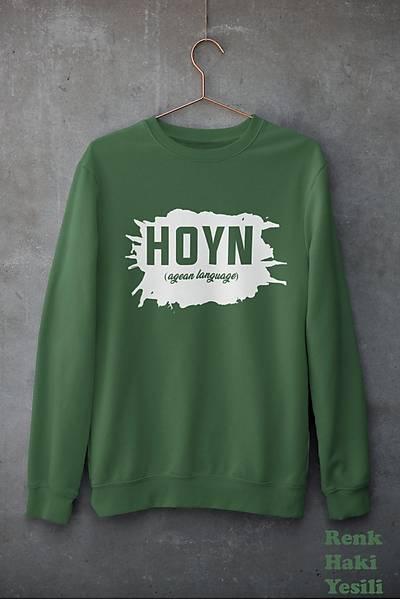 Hoyn Versiyon 2(Üniseks Kapüþonsuz)