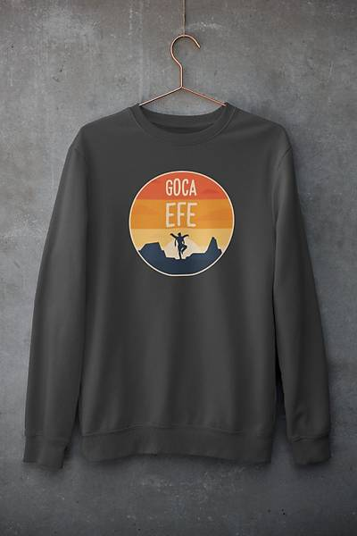 Goca Efe (Üniseks Kapüþonsuz) gosabede1