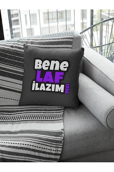 Bene Laf Ýlazým Deel (Kare Yastýk)