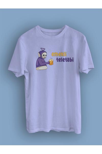 Emekli Teletabi (Üniseks Tiþört)
