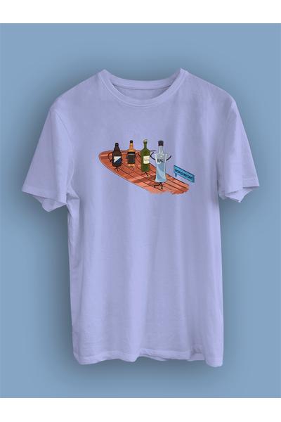 Alkol Olimpiyatlarý (Üniseks Tiþört)