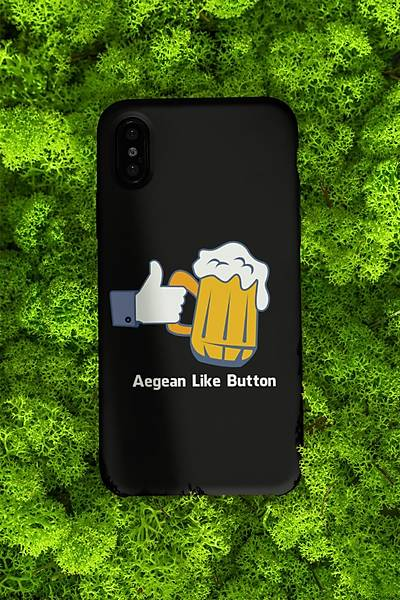 Aegean Like Button(Telefon Kýlýfý)