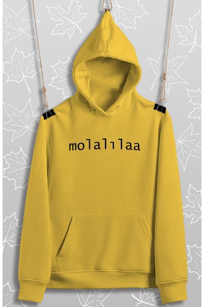 Molalýlaa(Üniseks Kapüþonlu)