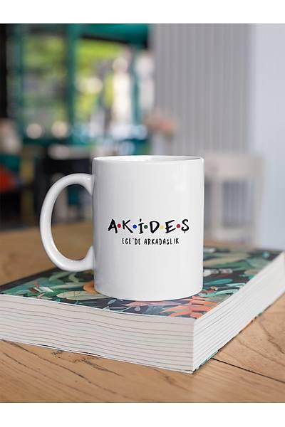 Akideþ Egede Arkadaþlýk(Porselen Kupa)