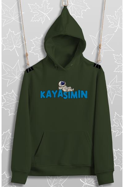 Kayasýmýn Astornot(Üniseks Kapüþonlu)