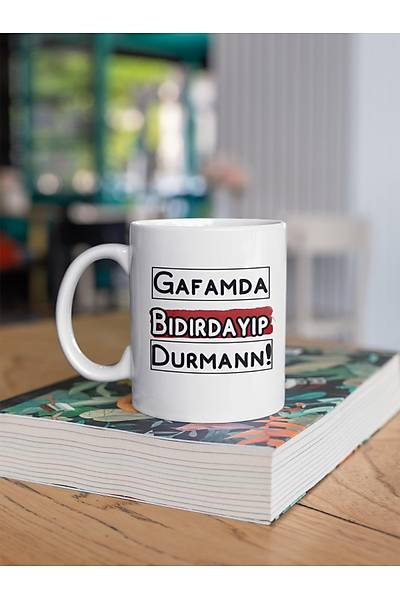 Gafamda Býdýrdayýp Durman   (Porselen Kupalar) gafamma