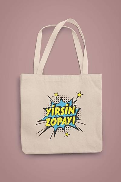 Yirsin Zopayý2(Gabardin Bez Çanta)
