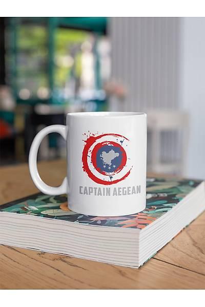 Captain Aegean(Porselen Kupa)