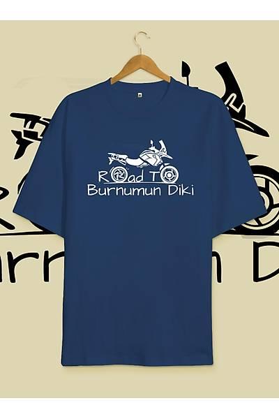 Road To Burnumun Diki 2 (Üniseks Oversize Tiþört)